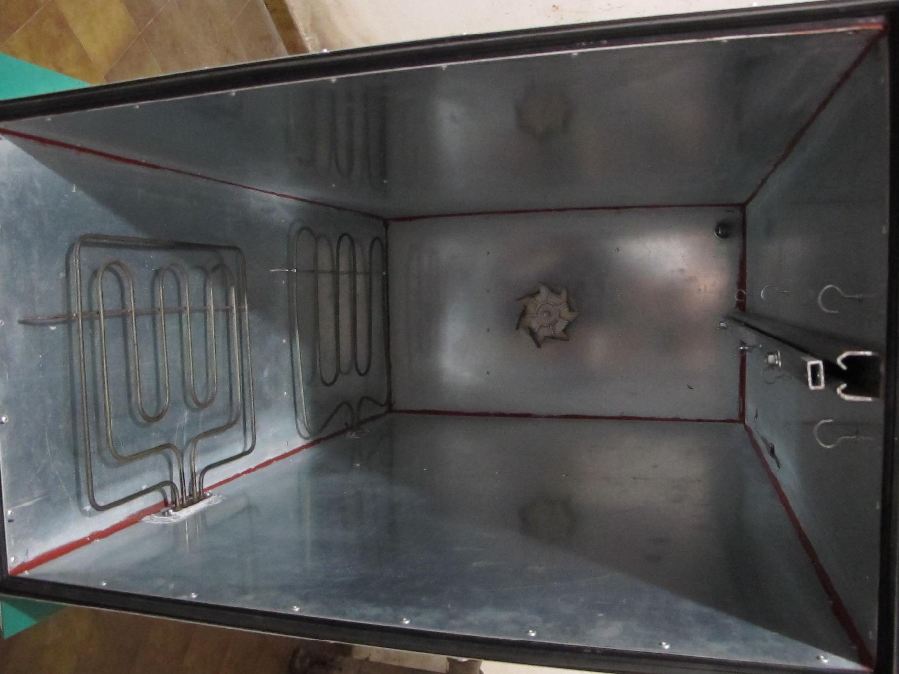 Come Costruire Un Copri Contatore forno per cottura vernici a polvere | breve descrizione e
